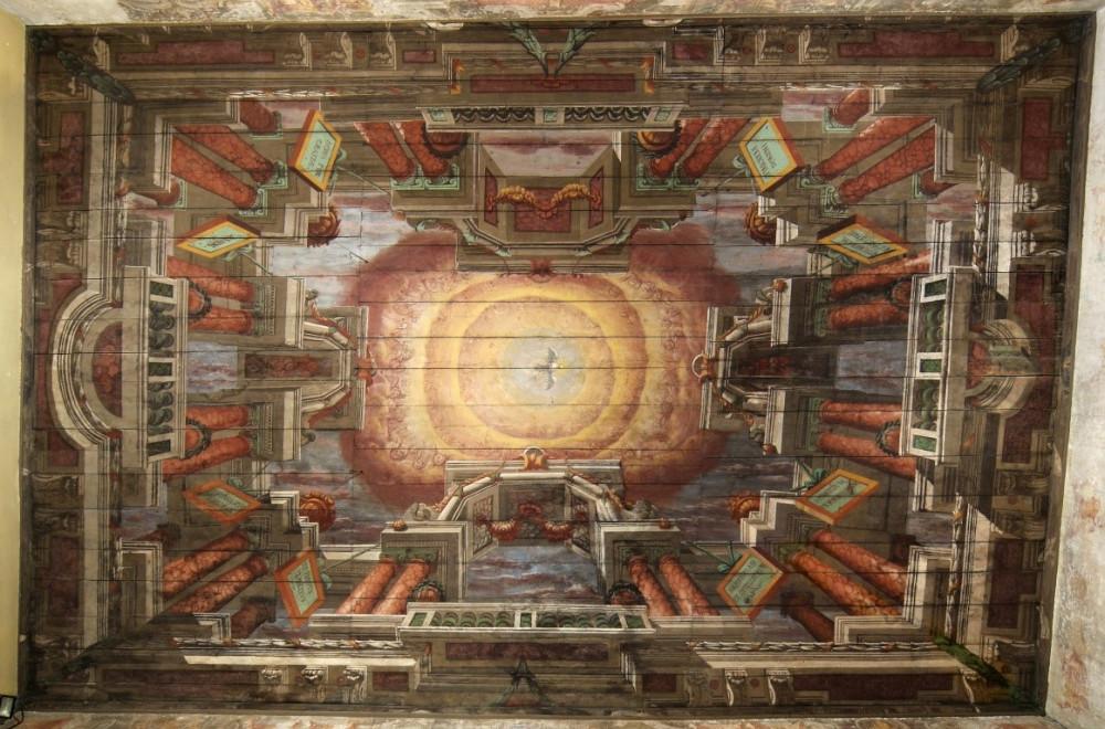Restauro soffitti lignei verona perito d arte verona daniela
